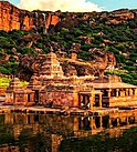 Shri Bhootanaath Temple at Badami.jpg