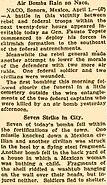 Siege Of Naco Chicago Daily Tribune 1929-04-02