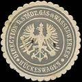 Siegelmarke Direction d. städt. Gas- & Wasserwerkes Hückeswagen W0392574.jpg