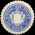 Siegelmarke Siegel der Stadt Goch W0310441.jpg