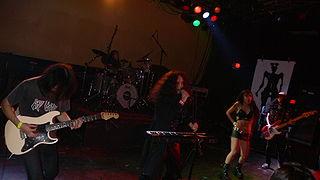 Sigh (band) Japanese metal band