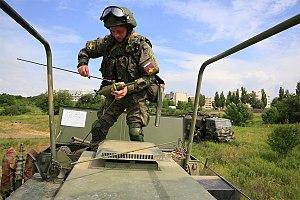 Заключение контракта в армии - дело добровольное!