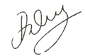 Signature of David Dacko.png