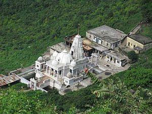 Jain temple - Image: Sikharji jalmandir