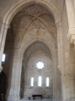 Silvacane abbey interior.JPG