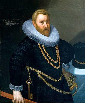 Simon VI, Count of Lippe - Simon VI of Lippe
