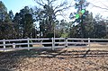 Singleton Family Cemetery, Front Gate.JPG
