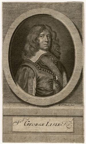 George Lisle - Sir George Lisle
