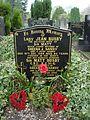 Sir Matt Busby Grave.JPG