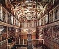 Sistine Chapel - the oher side - Flickr - Beyond Forgetting.jpg