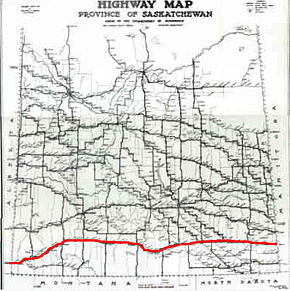Saskatchewan Highway 13 - Wikipedia
