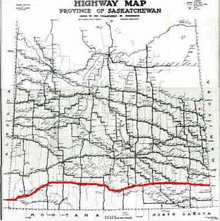 Saskatchewan Highway 13 - Wikiwand