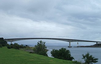 Private finance initiative - The Skye Bridge