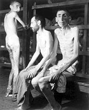 «Σκλάβοι» που υποβάλλονταν σε καταναγκαστική εργασία στο Μπούχενβαλντ