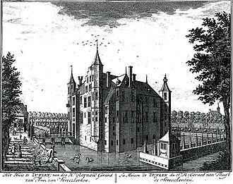 Zuylen Castle - Image: Slot zuylen ets