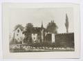 Slottet Hallwil i Schweiz. Gamla slottet från borggården - Hallwylska museet - 108719.tif