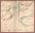 Smålenenes amt nr 199- Kart over den omtrentlige retning og beliggenhed av de Svenske approcher mod den i 1718 angrebne front af Fredriksteen, 1859.jpg