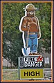 Smokey Bear @ San Luis Obispo, Fire Department - panoramio.jpg