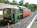 Snowdon Mountain Railway Llanberis - geograph.org.uk - 519003.jpg