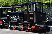 Snowdon Mountain Railways No12 George (8985026430).jpg