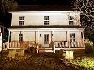 Albemarle, North Carolina - Historic Snuggs House