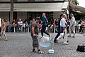 Soap bubble 1, Place Georges-Pompidou, Paris 2012.jpg