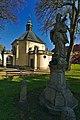 Socha svatého Jana Nepomuckého, Mořice, okres Prostějov.jpg