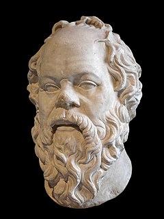 Socrates Classical Greek Athenian philosopher (c.470 – 399 BC)