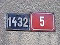 Sokolov, Jednoty 1432, domovní čísla.jpg