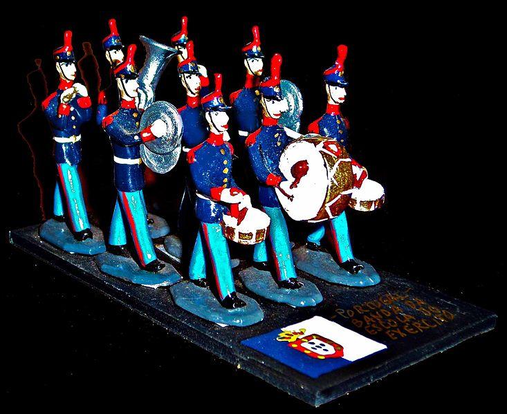 Ficheiro:Soldados de chumbo Francisco Furtado by Henrique Matos 02.jpg