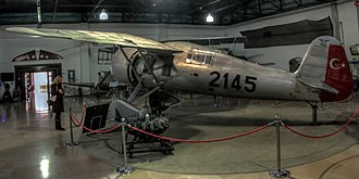 PZL P.24 - The only surviving example of a PZL P.24 in the world. Turkish Aviation Museum, Istanbul