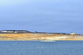 Bolshevik Island - Image: Solnechnaya Bucht 1 2014 08 29