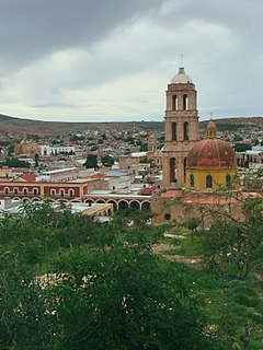 Sombrerete, Zacatecas City & Municipality in Zacatecas, Mexico