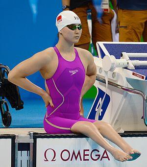 Song Lingling - Song at the 2016 Paralympics