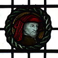 Southwark Cathedral stained glass windows 01082013 15 G Chaucer 2.jpg