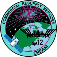 SpaceX CRS-12 Patch.png