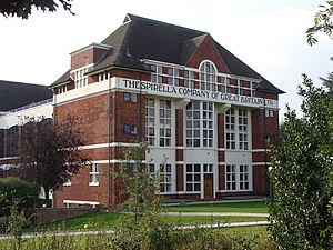Letchworth - The Spirella Building