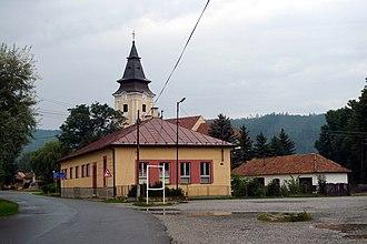 Spišský Štiavnik - Village center