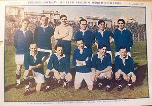Sportivo Palermo - Sportivo Palermo squad in 1927.