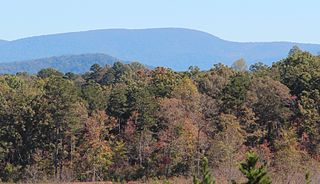 Springer Mountain mountain in United States of America