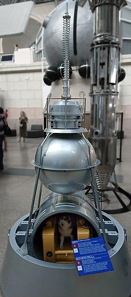 Sputnik-2 model