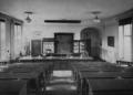 Städtische Lessingrealschule an der Ellerstraße zu Düsseldorf (1913), Lehrsaal für Physik.png