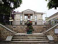 St.Pal-de-Mons (Haute-Loire, Fr) mairie.JPG