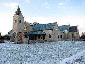 Roman Catholic Diocese of Columbus - Saint Brigid of Kildare Church of the Northwest Columbus Deanery