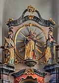 St. Georg - Mundelfingen - Right side altar 03.jpg
