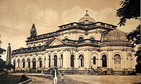 St. Marks Cathedral, Bangalore. (Old Postcard Re-print), India Post (2014).jpg