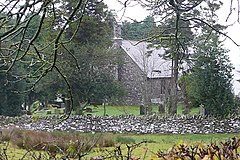 St. Mary's church at Bettws-y-crwyn - geograph.org.uk - 1597620.jpg