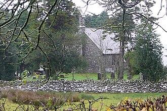 Bettws-y-Crwyn - Image: St. Mary's church at Bettws y crwyn geograph.org.uk 1597620