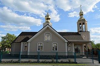 Liubotyn - St. Nicholas Church in Liubotyn