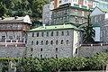 St. Panteleimon Monastery - close up of lower buildings.jpg